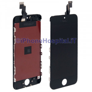 Touch + Lcd per iPhone 5C Nero OEM