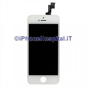 Touch + Lcd per iPhone 5S - SE Bianco OEM