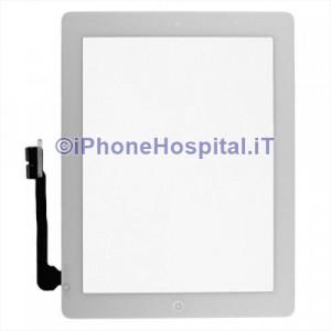 Touch Screen Bianco Assemblato Per iPad 3 Alta Qualita'