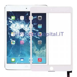 Touch Screen Bianco per Apple iPad Mini 4 A1538 - A1550