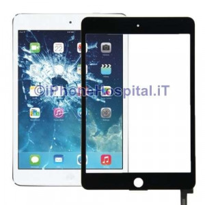 Touch Screen Nero per Apple iPad Mini 4 A1538 - A1550