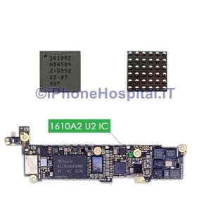 U2 IC 1610A2 di ricarica per iPhone 5 S 5 C iPhone 6 6+ iPad Air 1/2 iPad Mini