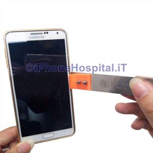 Utensile per Apertura Smontaggio Tablet Smartphone in Plastica e Metallo