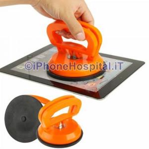 Ventosa per Apertura iPad iMac Tablet