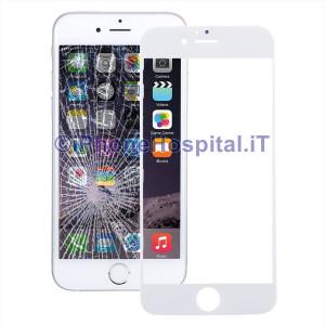Vetro Colore Bianco per Apple iPhone 7 ( A1660, A1780, A1778, A1779 )