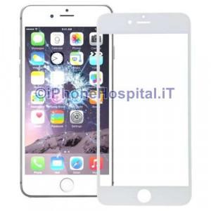 Vetro per Apple iPhone 7 Plus color Bianco