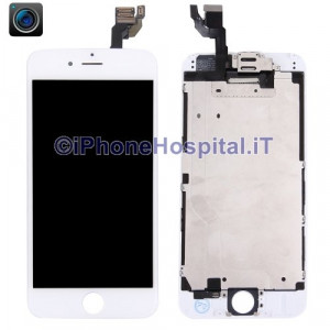 Vetro Touch Screen Lcd Assemblato per iPhone 6 Bianco OEM
