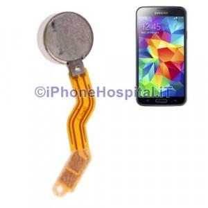 Vibra con Flat per Samsung Galaxy S5 i9600 G900F OnOff
