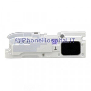 Vivavoce Buzzer color Bianco per Samsung Galaxy Note 2 GT N7100