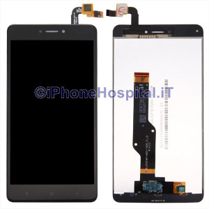 Touch Screen Vetro LCD Display Assemblati per Xiaomi Redmi Note 4 Snapdragon 625