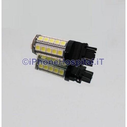 Lampada t20 led per fari auto 12v 55w 36 led smd luce for Fari a led per auto