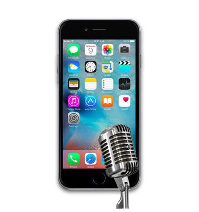 Riparazione Microfono Iphone 7 A1660 A1780 A1778 A1779